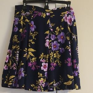 Susan Graver Colorful Skirt